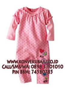 Konveksi Baju Bayi Murah