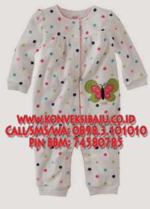 konveksi baju bayi jawa timur