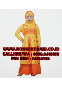 konveksi baju muslim anak murah