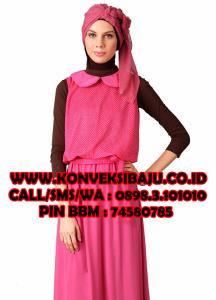 konveksi baju muslim murah